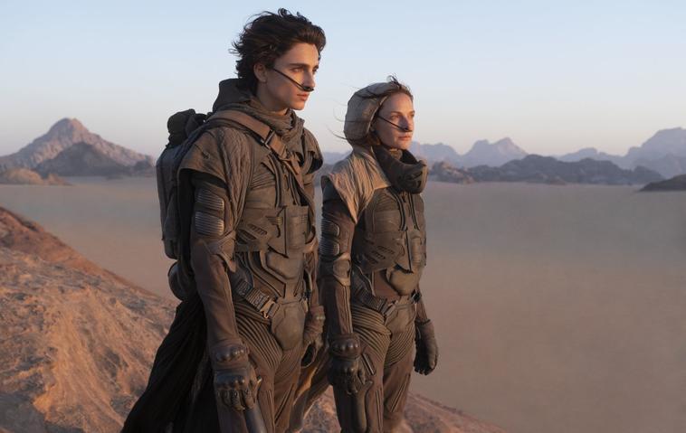 """""""Dune"""": Erster Trailer zum Sci-Fi-Epos enthüllt die größte Gefahr im Film"""