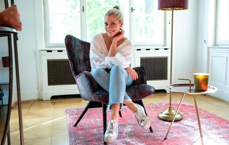 Schauspielerin Valentina Pahde über Sex-Szenen am Set