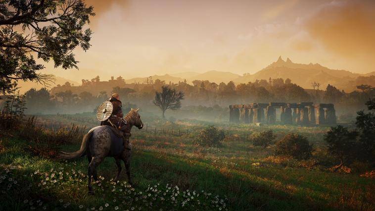 Assassins Creed Valhalla Stonehenge