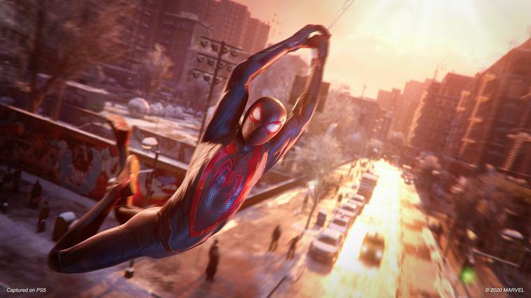 Marvel's Spider-Man Sony PlayStation