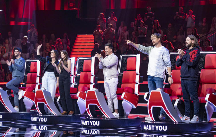 The Voice Of Germany Sing Offs