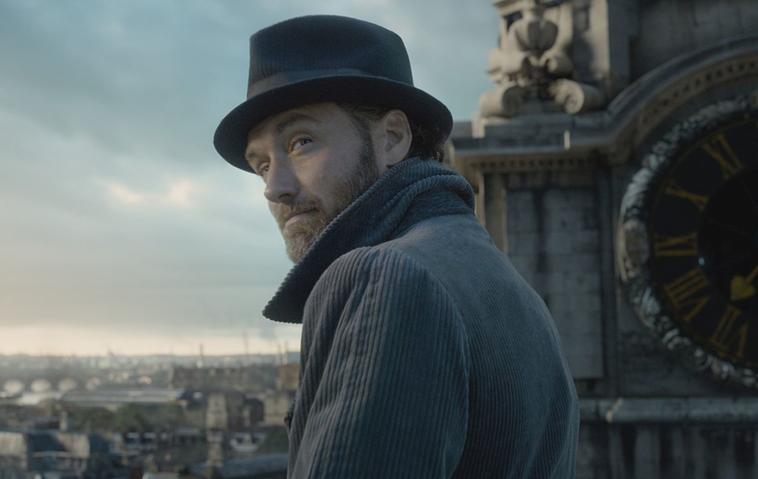 Phantastische Tierwesen: Jude Law ähnelt dem alten Dumbledore immer mehr