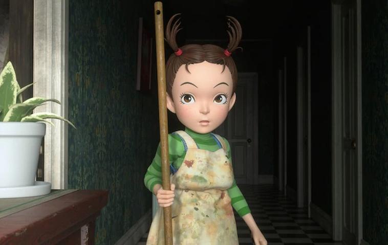"Studio Ghibli: Neue Film ""Aya and the Witch"" ist ganz anders als alle anderen Filme des Studios!"