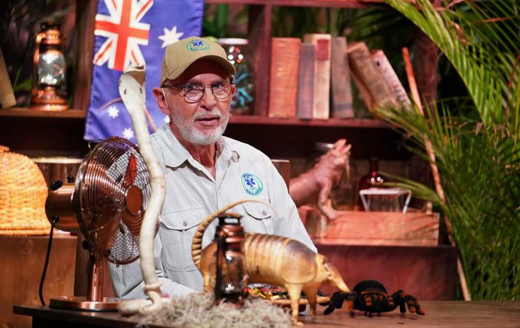 Dschungelshow Dr Bob