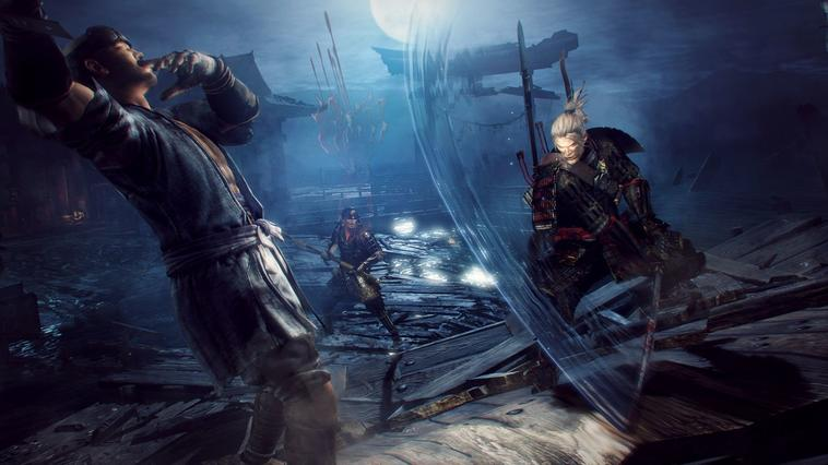 The Nioh Collection auf PS5