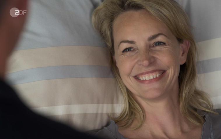 Bergdoktor: Franziska freut sich aufs Baby
