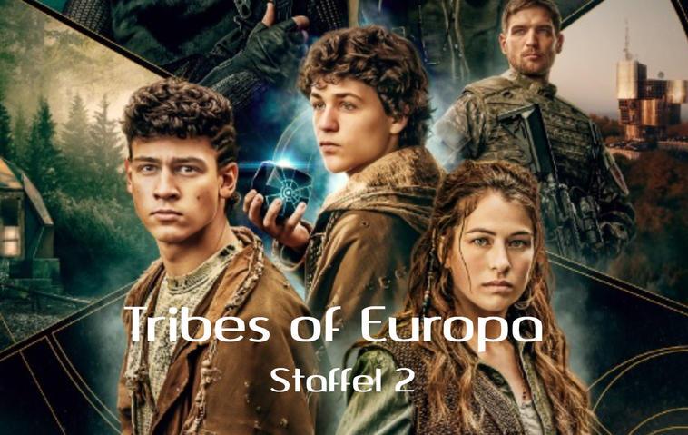 Netflix | Tribes of Europa -Staffel 2: Alle Infos zu Start, Inhalt und Besetzung