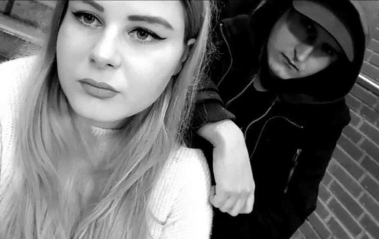 Calantha Wollny mit Freund Mason