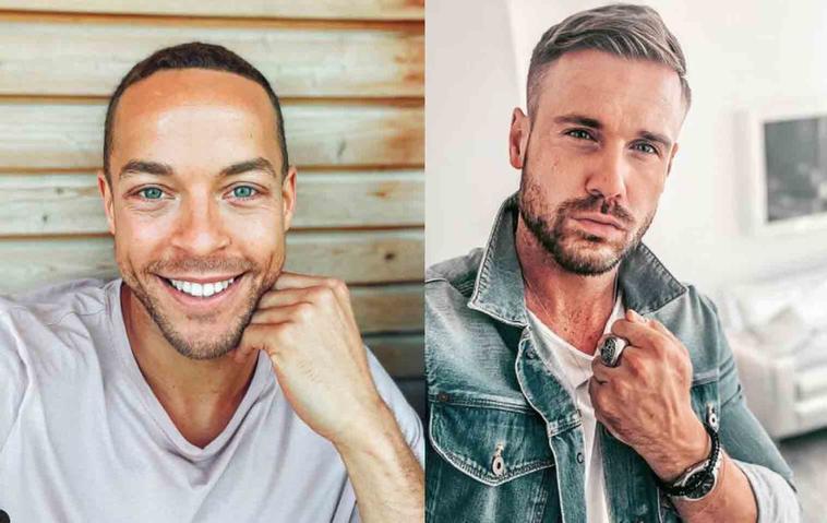 Kamf der Realitystars: Andrej Mangold & Chris Broy