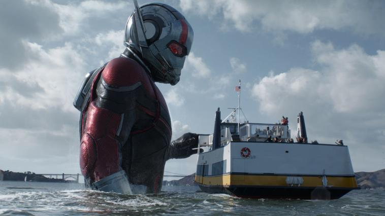 Ant Man and the Wasp Marvel Studios 2018