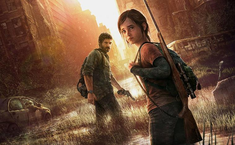 The Last of Us Artwork