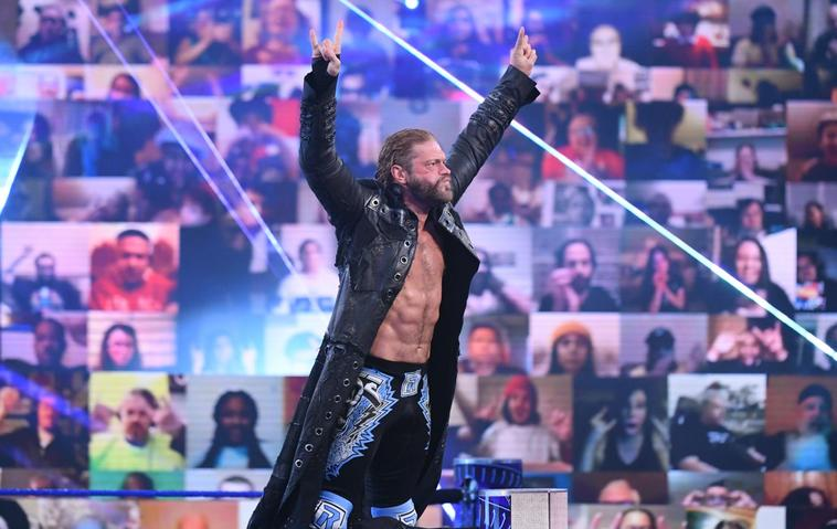 WWE Edge Smackdown