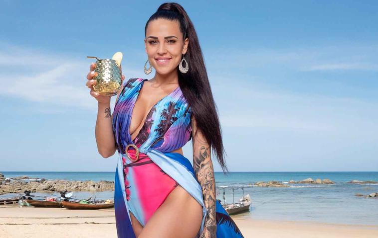 Elena Miras - Promis unter Palmen