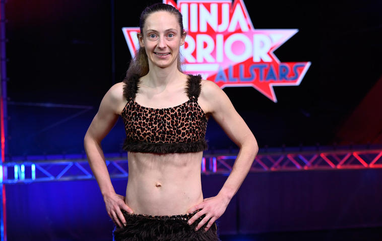 Ninja Warrior Maria Henneken