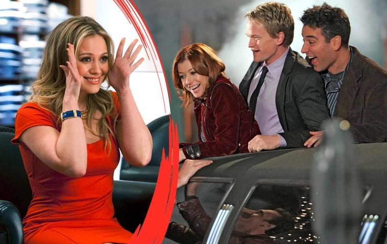 """How I Met Your Father"" mit Hilary Duff"