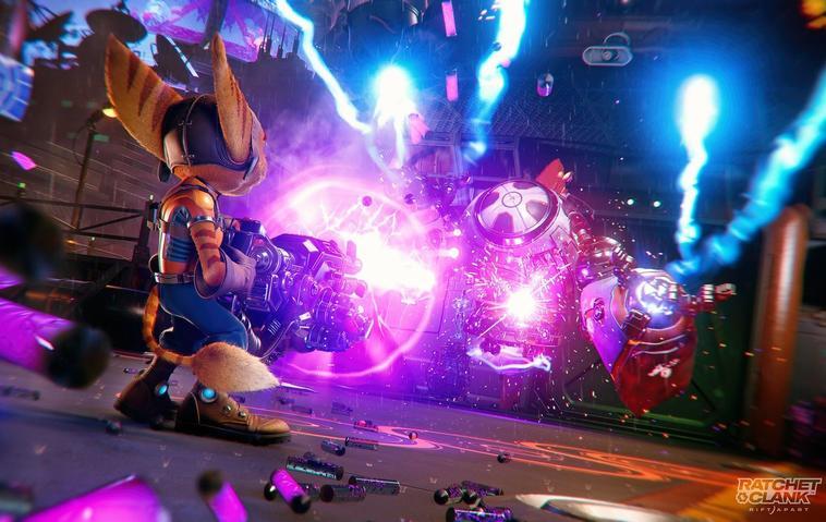 Ratchet & Clank: Rift Apart - So nutzt das Spiel die PS5 aus!