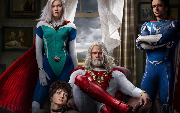 """Jupiter's Legacy"" bei Netflix"