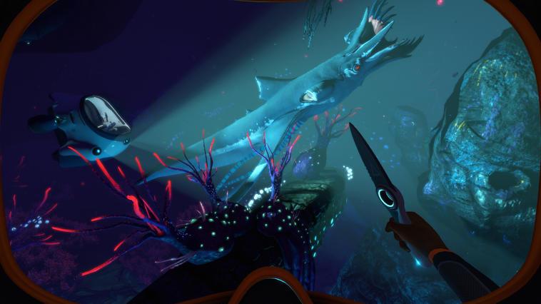 Subnautica Below Zero Release