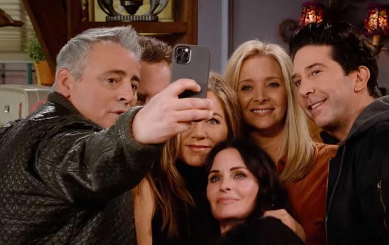 """""""Friends""""-Reunion-Trailer: Zwischen Taschentüchern und Lachflashs"""