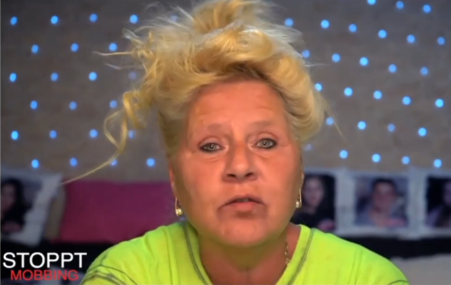 Silvia Wollny Stoppt Mobbing Video