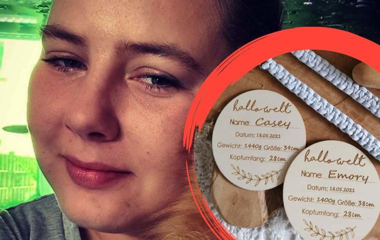 Emory & Casey: Sarafina Wollny enthüllt Babynamen