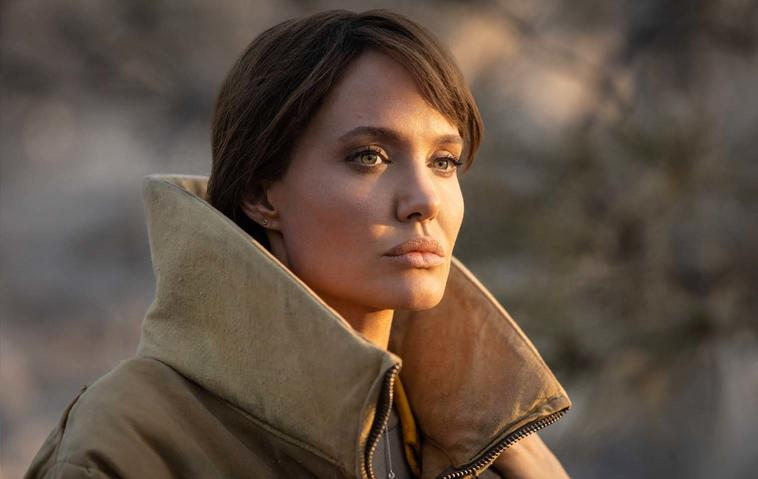 "Angelina Jolie: ""Das war extrem hart!"" | ""They Wand Me Dead""-Interview"