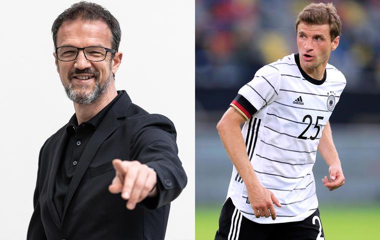 Fredi Bobic Thomas Müller