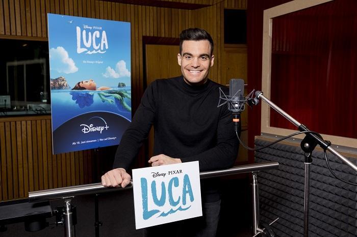 """Stefano Zarella: Für den Pixar-Film """"Luca"""" wird er zur rechten Hand des Bösen"""