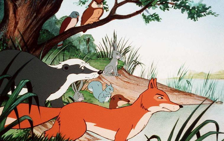 """Als die Tiere den Wald verließen..."": TV-Comeback!"
