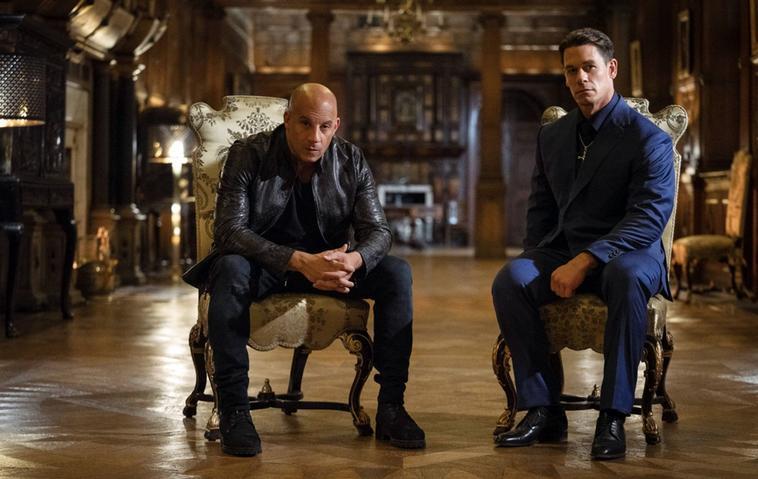 Fast 9 Vin Diesel und John Cena