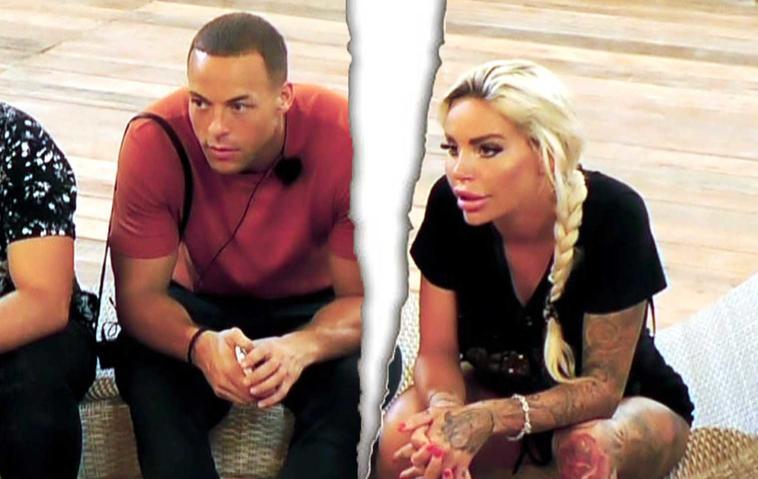 Kampf der Realitystars: Andrej Mangold vs. Gina-Lisa Lohfink