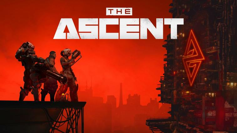 The Ascent Neon Digital