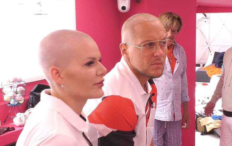 """Promi Big Brother"": Danny Liedtke offenbart Geheimnis der Kopf-Narbe"