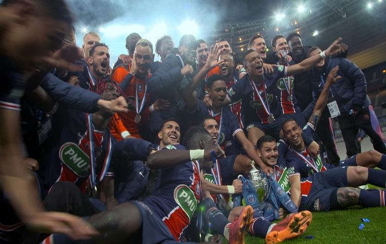 Paris St. Germain: die dominierende Mannschaft in der Ligue 1.