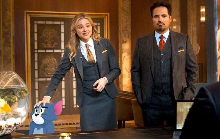"""""""Tom & Jerry""""-Film: Action-Star Michael Peña als Hotelmanager"""