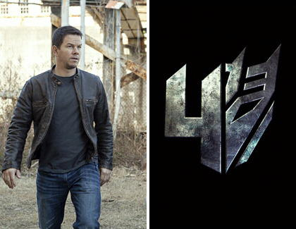 "Mark Wahlberg in ""Transformers 4"""
