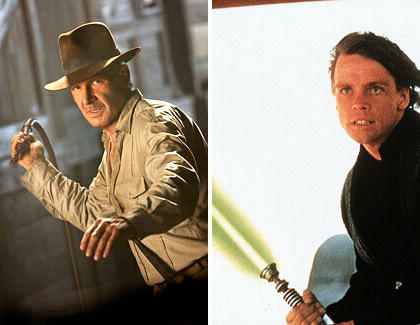 """Indiana Jones 5"" kommt erst nach ""Star Wars 7"""