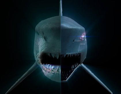 "Trailer für ""Mega Shark vs. Mecha Shark"""