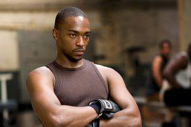 "Anthony Mackie als Falcon in ""Captain America: The Winter Soldier"""