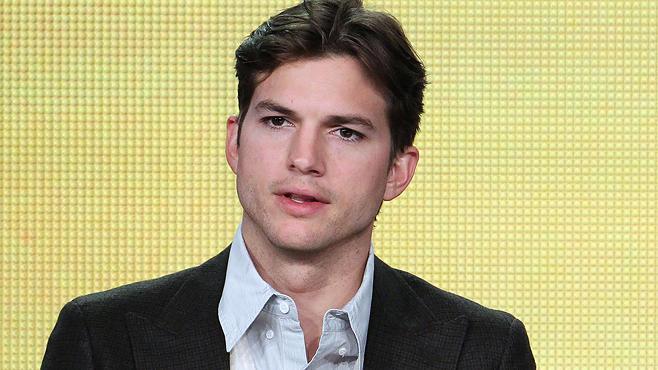 Ashton Kutcher fliegt ins All
