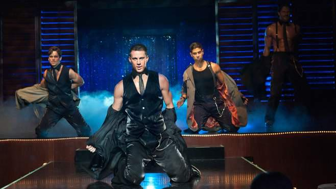 "Channing Tatum in ""Magic Mike"""