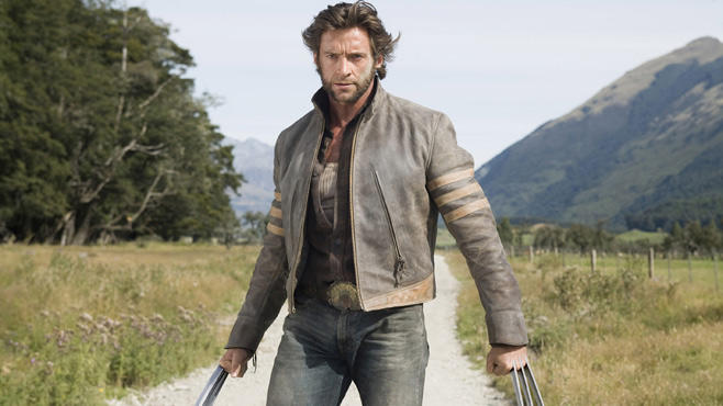 Hugh Jackman in X-Men Origins: Wolverine