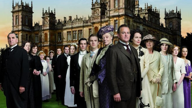 """Downton Abbey"" -Film ist in Arbeit!"