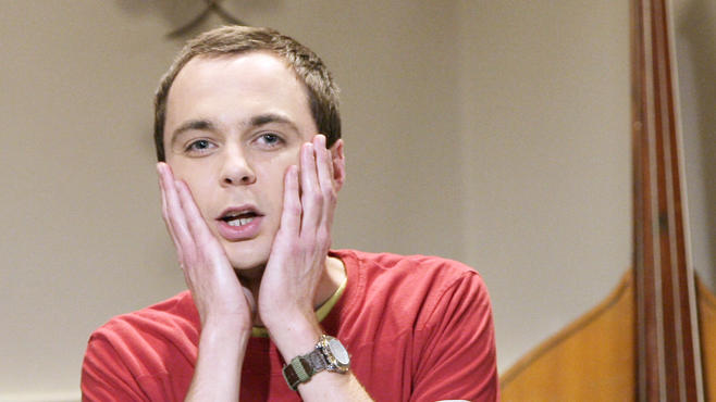 Jim Parsons, Big Bang Theory