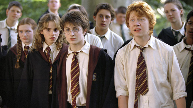 J.K. Rowling schreibt Harry Potter-Spin-off