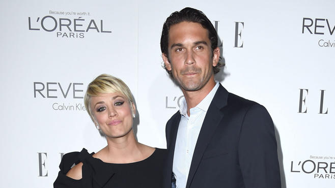 Kaley Cuoco-Sweeting, Ryan Sweeting