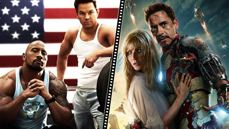 "Kinocharts: ""Pain & Gain"" auf 1, ""Iron Man 3"" legt internationalen Traumstart hin"