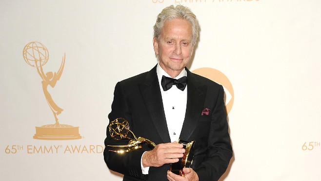 Michael Douglas hat gelogen