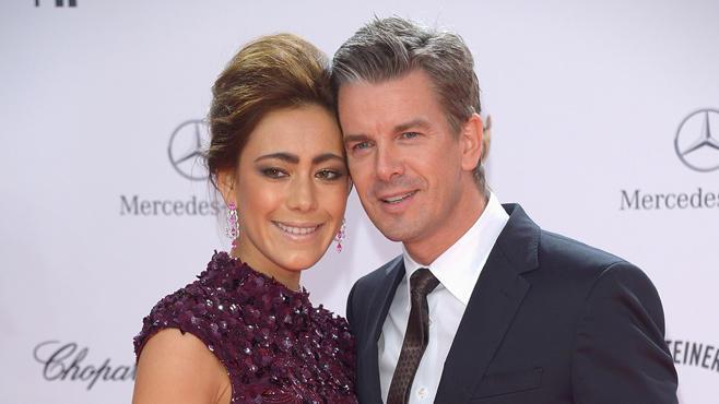 Angela und Markus Lanz