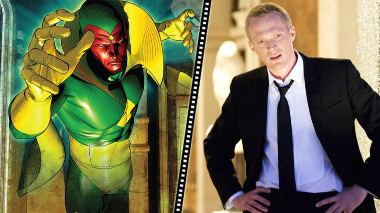 """""""Marvel's The Avengers: Age of Ultron"""": Paul Bettany wird zu The Vision!"""